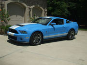 2010 Ford Mustang GT500
